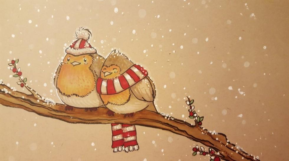 ChristmasBirds