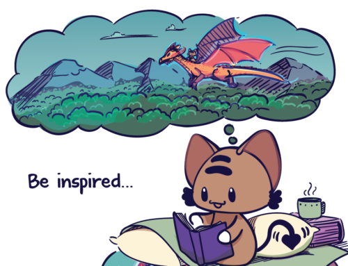 Comic: Be Inspired!