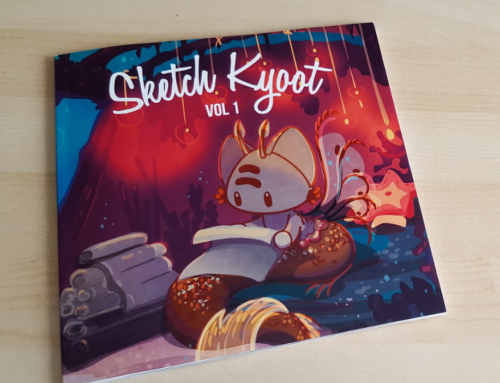 BeKyoot Artbook & New Products
