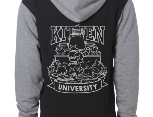 Hoodies, Happi's, and Kyoot Stuff, oh my!
